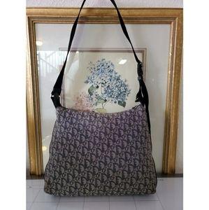 Christian Dior Monogram Messenger Bag